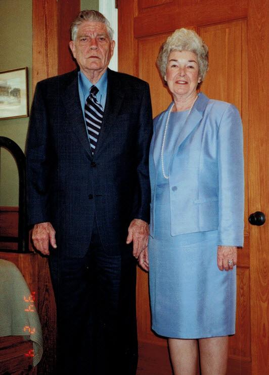 Calvin and Bessie Rawls
