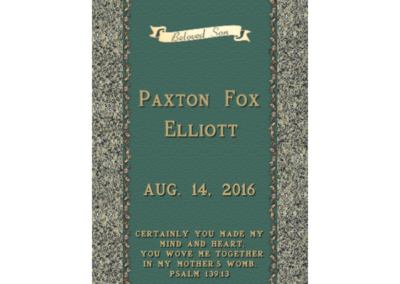 Elliott, Paxton
