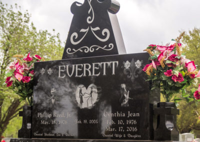 Unique Headstone Designs